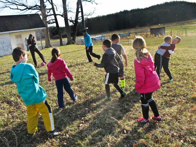 Get kids moving in after school programs