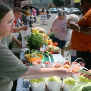 Expand farmers markets.