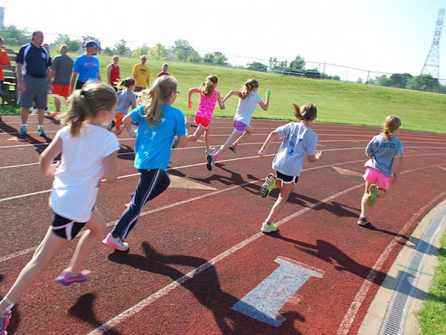 Start a kids' running program