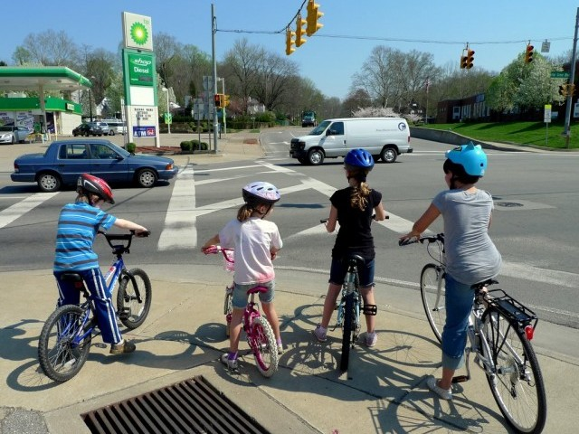 Apply to be a bike-friendly community