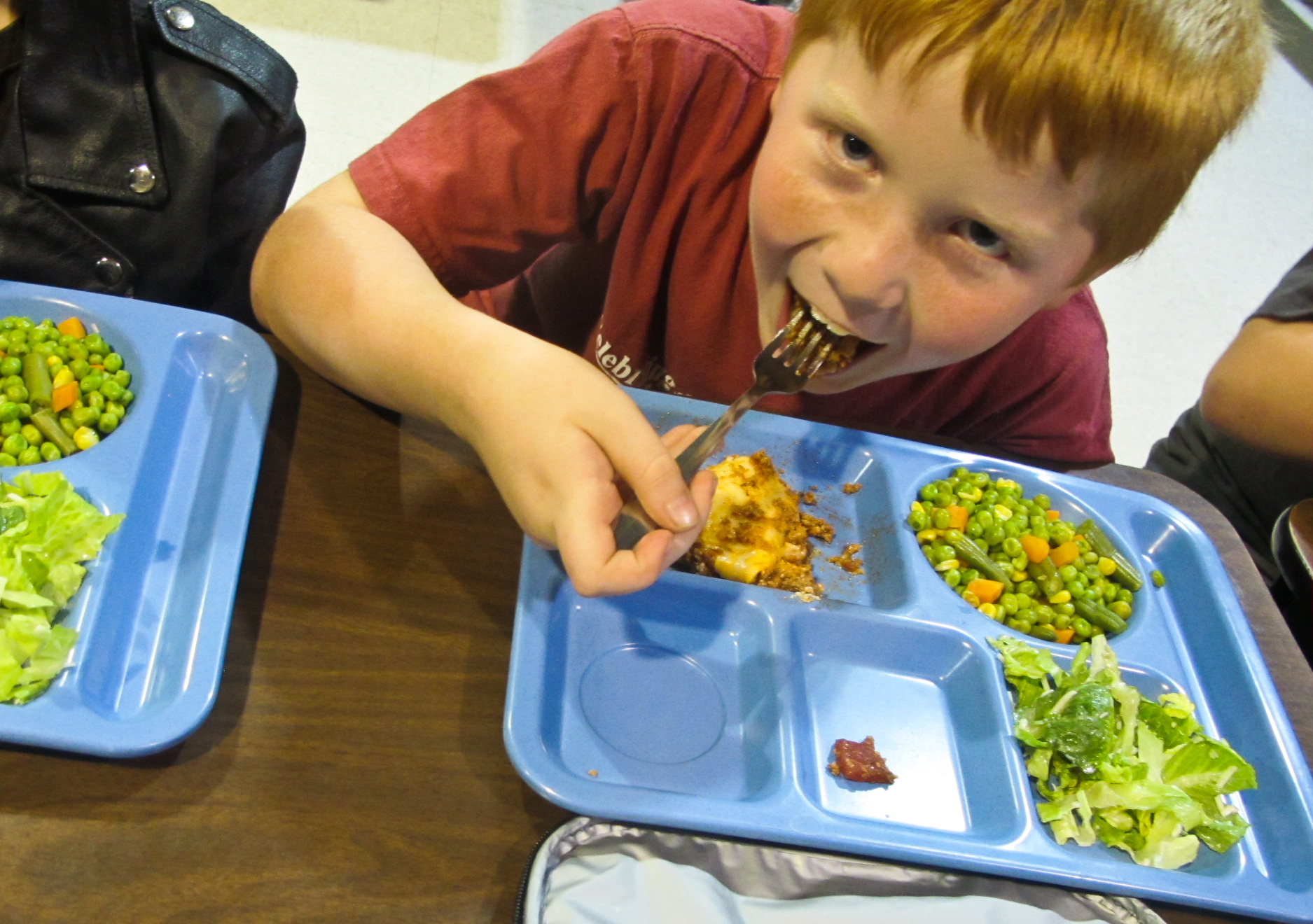 Make Healthier School Meals | Try This