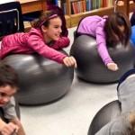 yoga balls Ruthlawn
