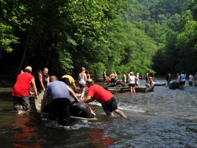 Create a watershed association to protect and promote streams