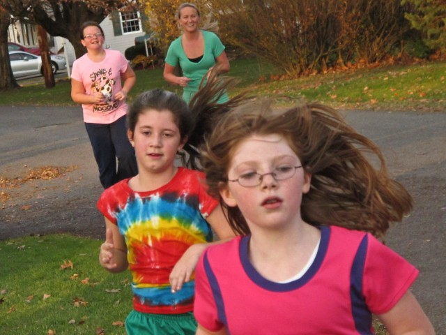 Sponsor a Girls on the Run program